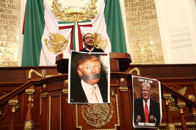 mexico ban trump