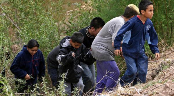 mexico child migrants