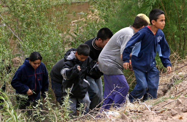mexico child migrants