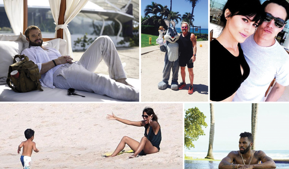 celebrity vacations