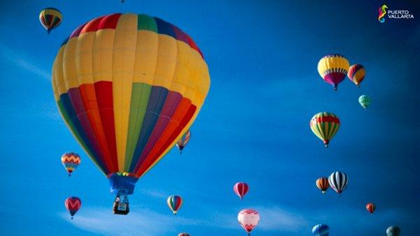 puerto vallarta balloon festival