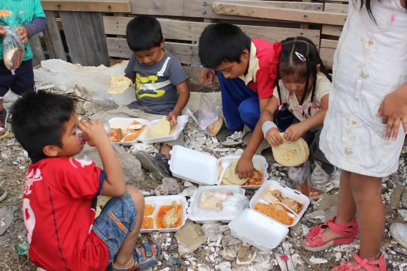 hunger in mexico