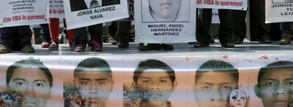 43 missing students