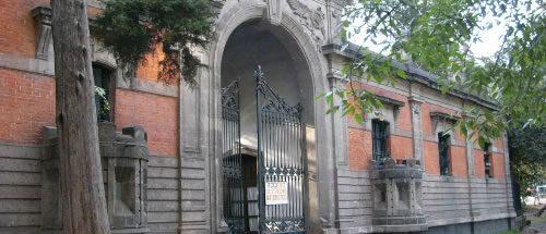 Chapultepec Gatehouse