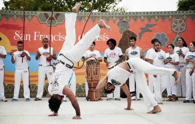 capoeira festival san pancho