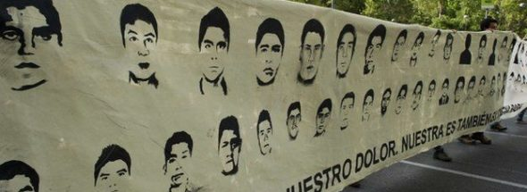 missing students mexico