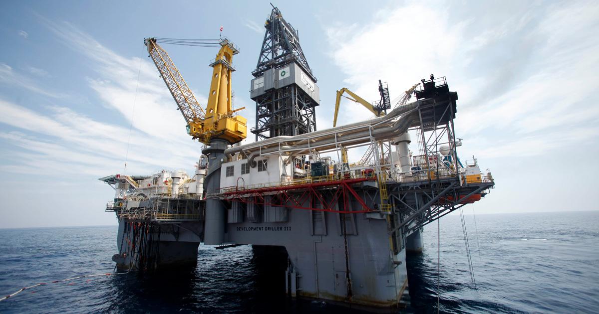 deepwater mexico