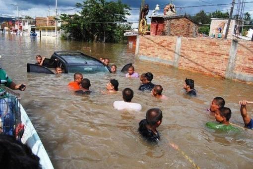 rainy season mexico