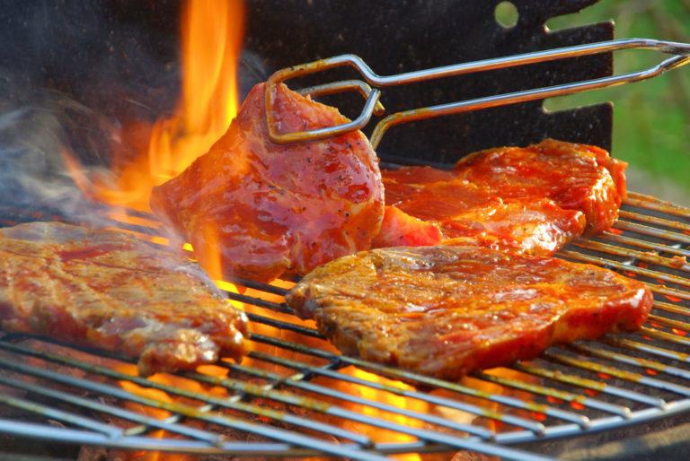grilling or smoking