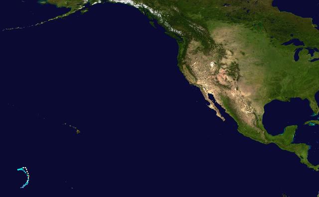 mexico hurricane season 2016