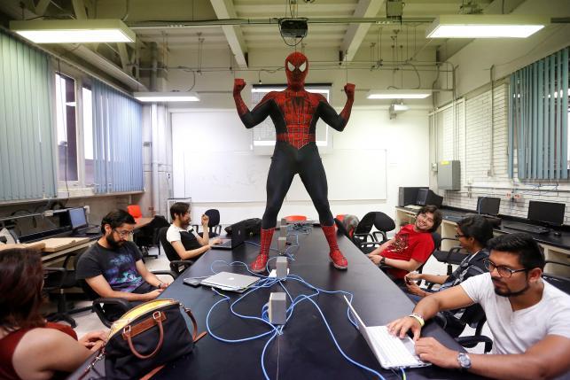 spider-man mexico