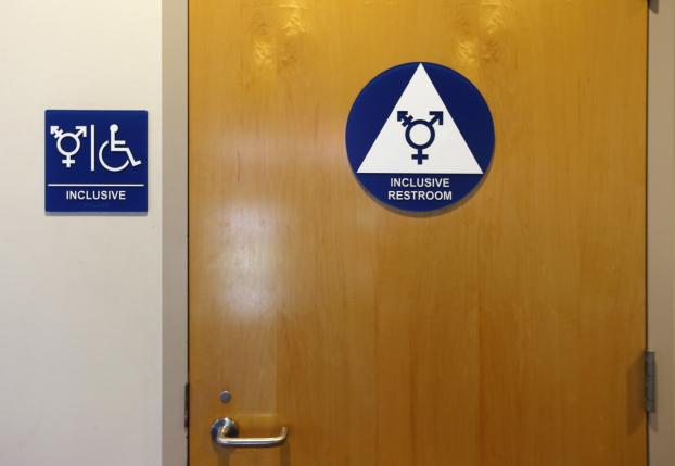 transgender dorms