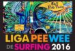 Liga PeeWee de Surfing 2016