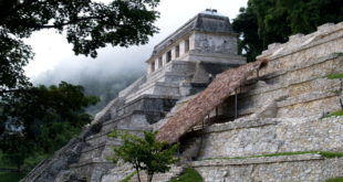 Mexico finds water tunnel under tomb of Mayan ruler Pakal