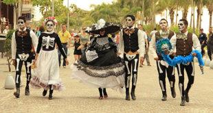 Day of the Dead overlaps international convention in Puerto Vallarta