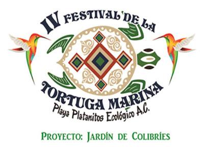 IV Sea Turtle Festival at Playa Platanitos