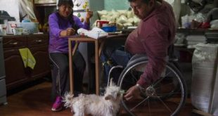 Disabled 'Charro' cowboys in Mexico push the limits