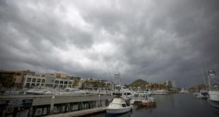 Hurricane Newton slams into Los Cabos resorts as Category One
