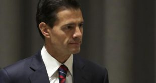 Mexico's president tells U.N. no barrier can stop immigration