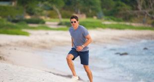 X-Men's James Marsden vacations in Banderas Bay