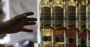 Tequila maker Jose Cuervo files for IPO with Mexican bourse