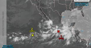 Coastal areas of Mexico eye next storm development