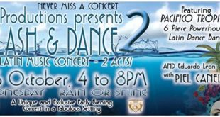 CK Productions Returns with 'Splash and Dance 2' on October 26th