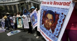 Mexican army involved in students disappearance two years ago, author says