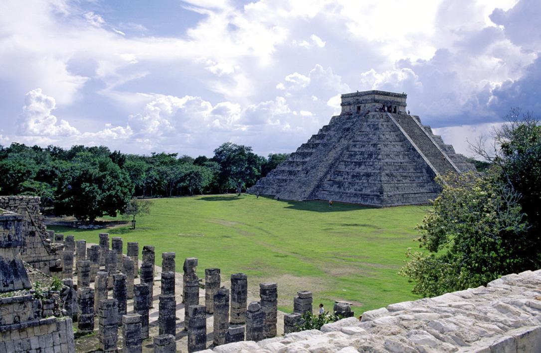 Mexico discovers original pyramid at Mayan ruins of Chichen Itza