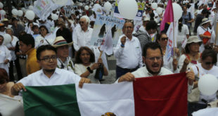 Mexico's lower house of congress rejects marriage equality bill