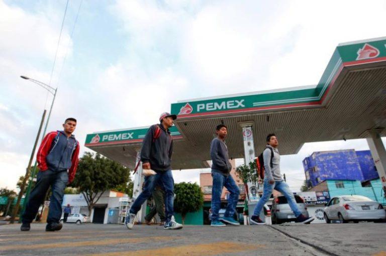 gas prices mexico