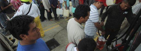 gas price mexico