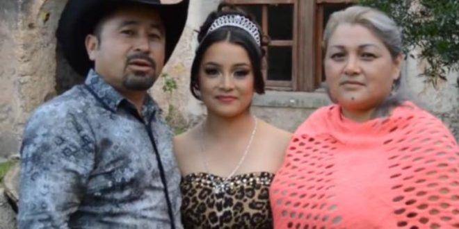 Millions leap at party invite by Mexican rural family