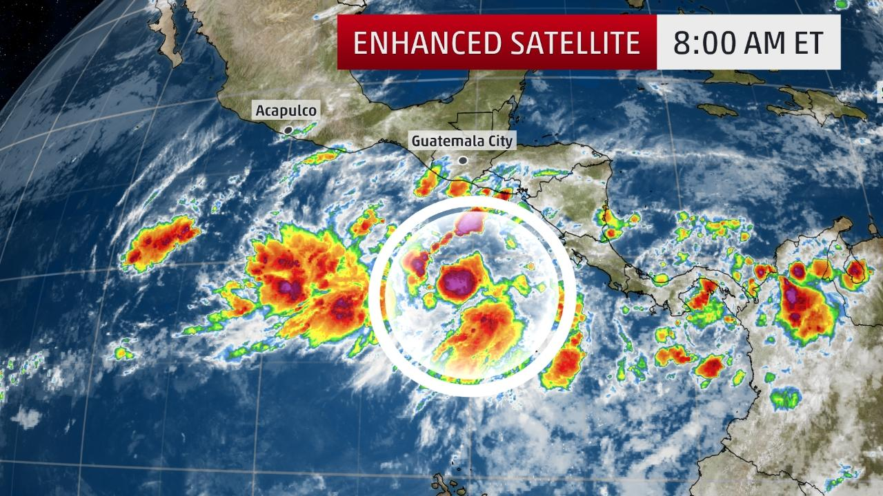 Pacific Hurricane Season Could Be Seeing An Early Start