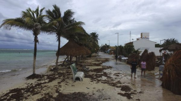 hurricane franklin