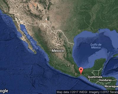 earthquake oaxaca