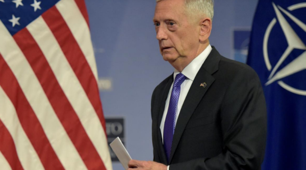 In first, U.S. defense chief to attend Mexican Independence Day events