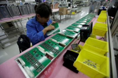 Mexico factory activity bounces back in August