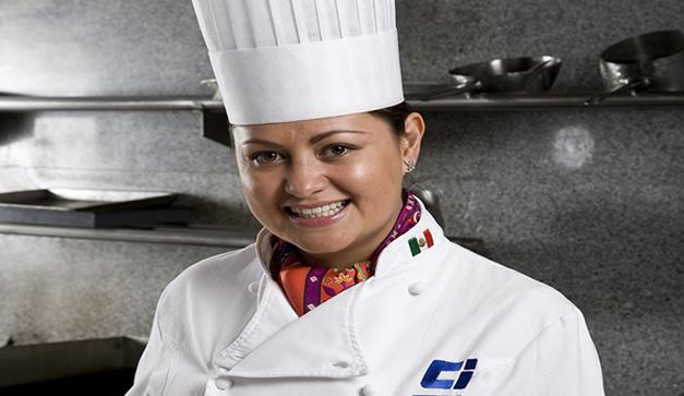 chef Isabella Dorantes