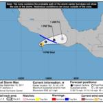 tropical storm max
