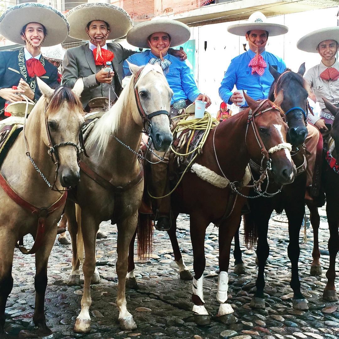 charro parade