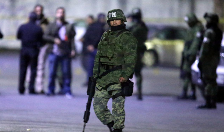 [BREAKING] Nine dead in Mexico shooting