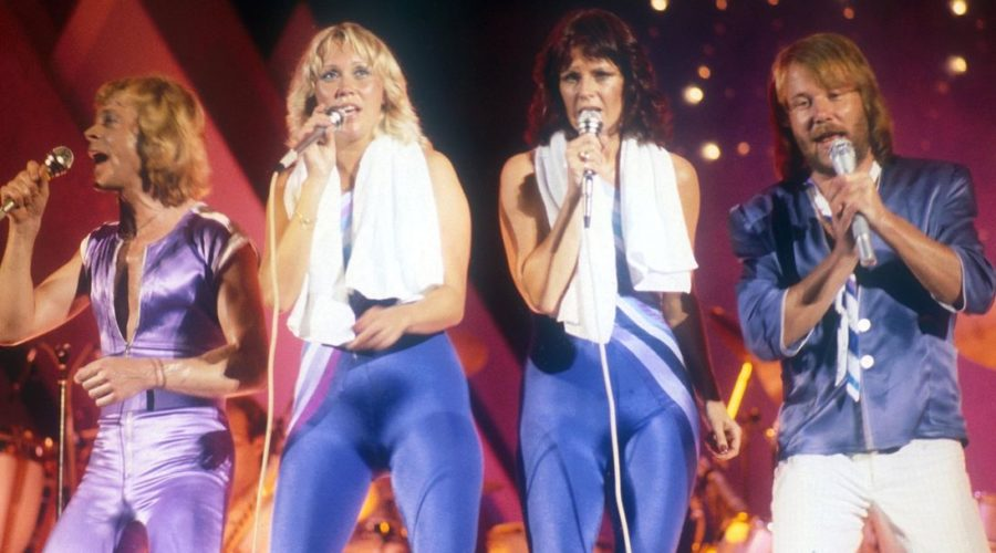 Thank you for the music - Abba's greatest hits