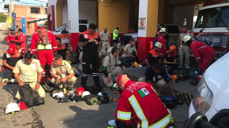 puerto vallarta firefighters
