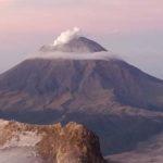 mexico volcanoes