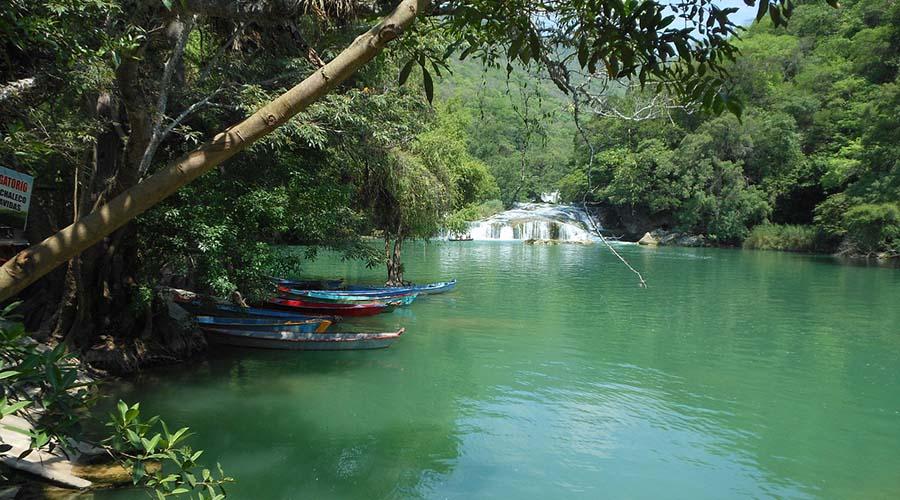 mexico rivers