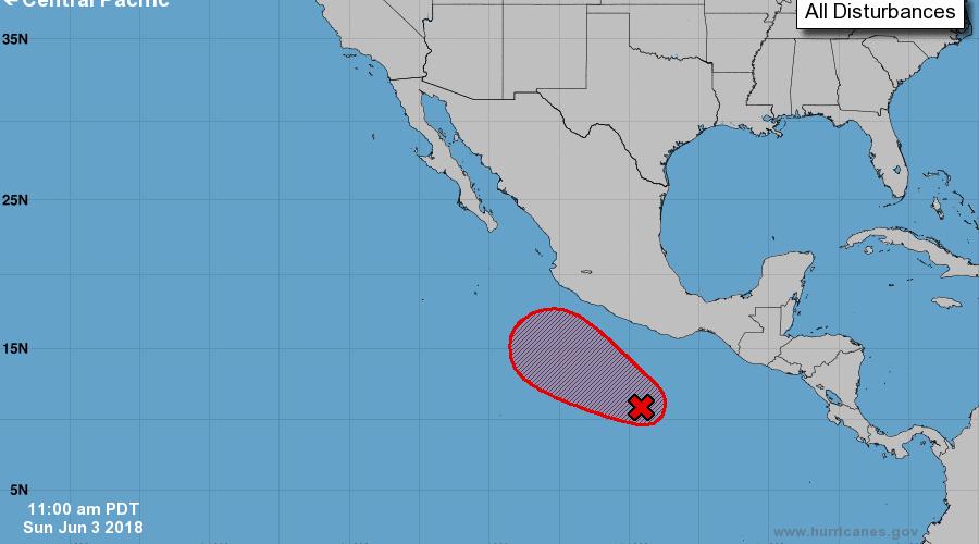 tropical storm puerto vallarta