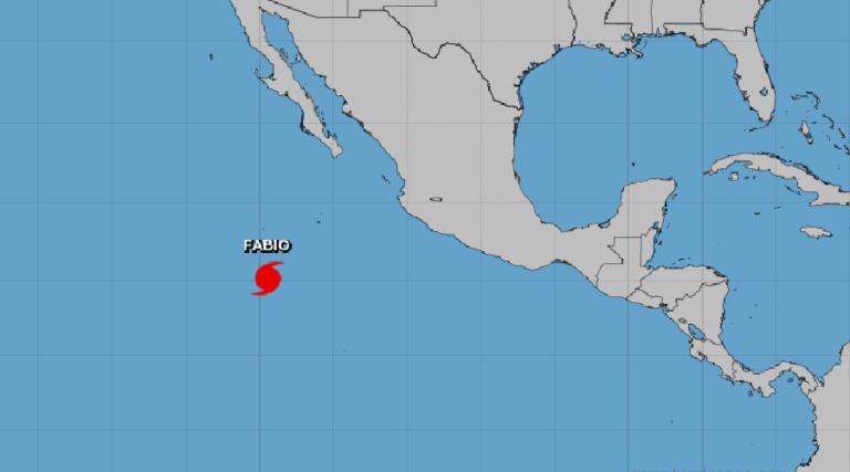 hurricane Fabio