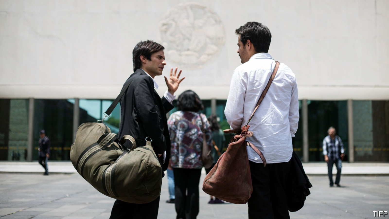 """""""Museo"""" revisits Mexico's notorious museum robbery"""