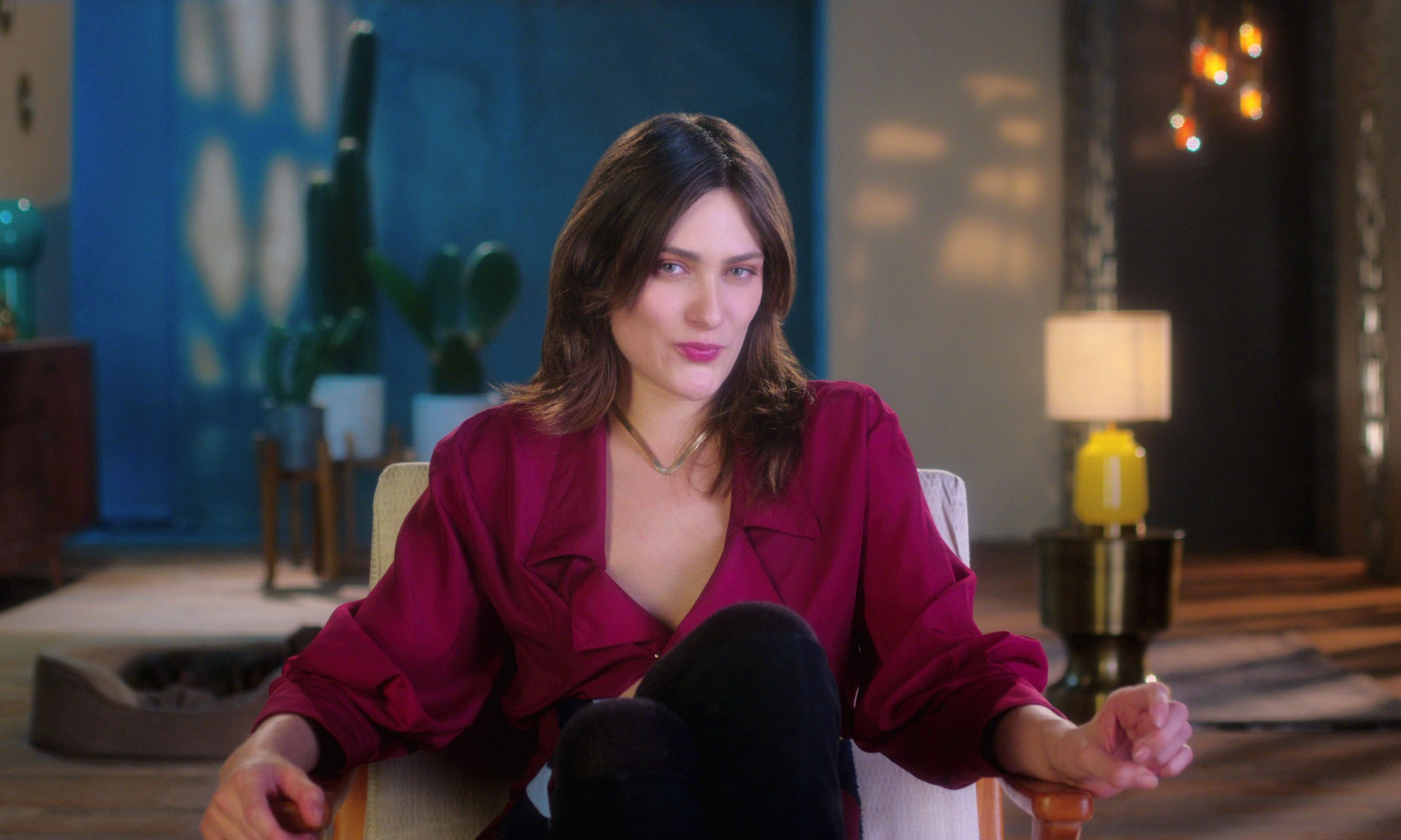 Who Is Columba Diaz? This 'Made In Mexico' Star Will Be Caught Up In Relationship Drama This Season